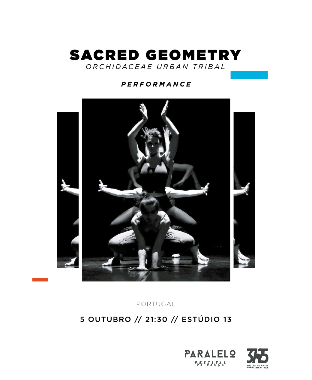 Sacred Geometry - Orchidaceae Dance Company